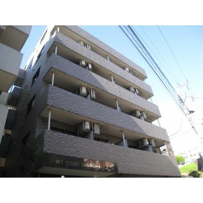 No:018 マンスリーライフ鷺沼(NET無料)