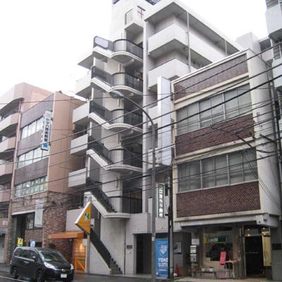 マンスリーライフ横浜2(No:037) 外観