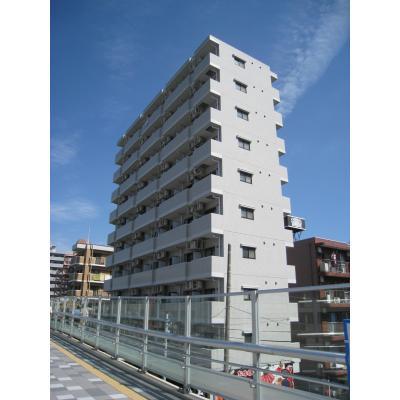 マンスリーライフ神奈川新町(No:046) 外観