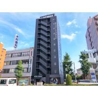 マンスリーリブマックス名古屋太閤通口ホテル【シングルルーム・無料Wi-Fi】≪ホテルタイプ≫